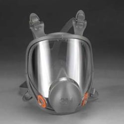 3M Full Facepiece 6000 Series Respirators, Reusable - Full Facepiece