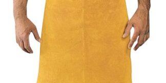 John Tillman 4124 Leather Aprons - Waist apron w/ heavy-duty waist strap