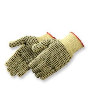 Liberty Gloves 4815 Kevlar Cut Resistant Gloves with 2 Sided PVC Dots, Dozen