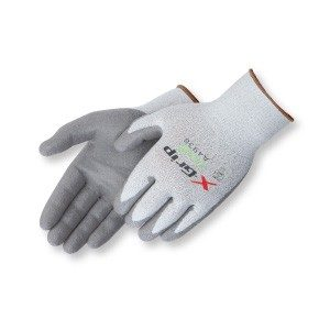 Liberty Gloves A4938 X-GRIP Gray Polyurethane Coated Palm Glove, Dozen