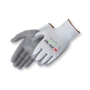 Liberty Gloves A4938 X-GRIP Gray Polyurethane Coated Palm Glove, Pair
