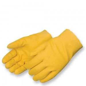Liberty Gloves 5920 Seamless Textured Vinyl Coated Interlock Lined Glove, Dozen