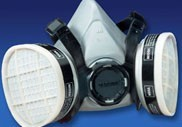 Gerson 9000 Series Respirator Face Piece