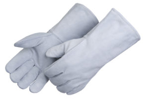 Liberty Gloves 7270 Regular Select Shoulder - Kevlar Sewn Welders Glove, Dozen