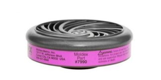 Moldex 7990 P100 Particulate Filter Cartridges