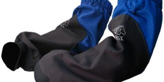 Black Stallion BX9-19S-RB BSX FR Cotton Sleeves, Royal Blue