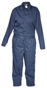 MCR CC2 Max Comfort 7oz Navy Blue FR Contractor Coveralls