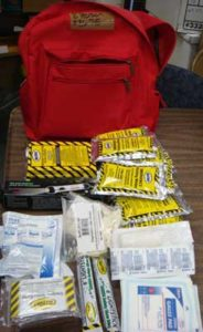 Equipment Direct Basic 2 Person 3 Day Emergency Survival Back Pack
