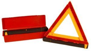 EWT1 EMERGENCY WARNING TRIANGLE KIT