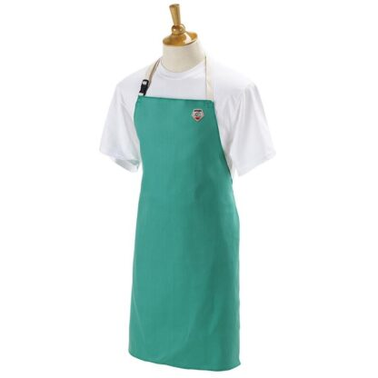 Black Stallion F9-42A Flame-Resistant Cotton Bib Apron, 42