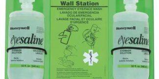 Fendall Double 32oz Eye Wash Wall Station