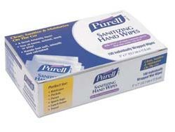 PURELL Sanitizing Hand Wipes - PURELL Sanitizing Hand Wipes