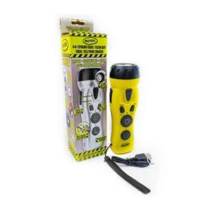 MayDay 10205 4 N 1 Dynamo Radio With Light