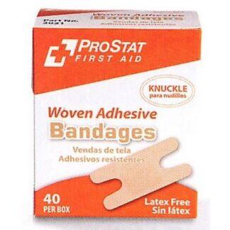 ProStat  2021 Woven Knuckle Bandages, 40/Box