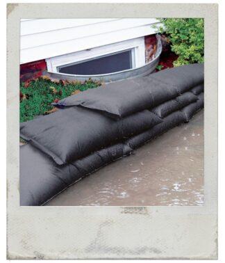 Quick Dam Sandless Sandbags 12