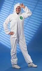 DuPont Tyvek TY127S Disposable coveralls with Hood