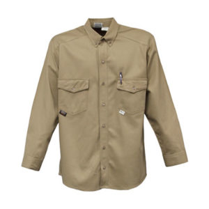 Stanco 412 FR Deluxe-Style Button Up Shirt