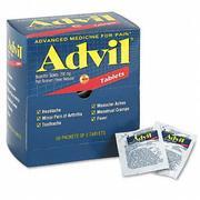 Advil® Ibuprofen Tablets 50 2pks