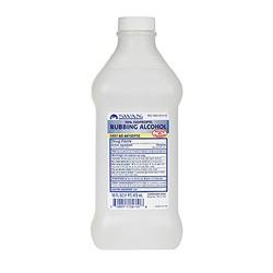 Alcohol Solution 70% 16 oz. Bottle