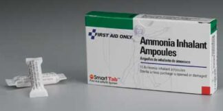 Ammonia Inhalants 10/bx