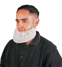 15803 PolyGard Beard Covers 100CT