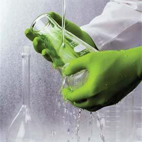 N-Dex Free Textured Fingertip Disposable Gloves - N-Dex Free disposable gloves