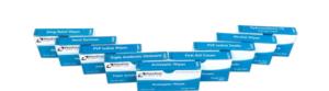 ProStat 2203 PVP Iodine Swabs/Ampules, 10 per box