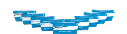 ProStat 2677 First Aid Cream, 10 per box