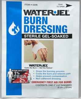 Water Jel Burn Dressing 2
