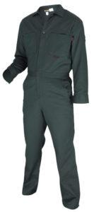 MCR CC1G Max Comfort FR 7oz Gray Contractor Coveralls