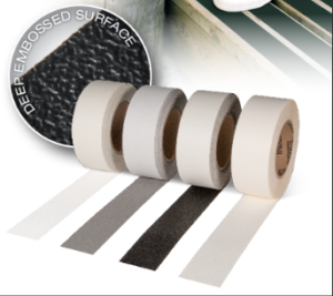 Coarse Resilient Slip-Resistant tape