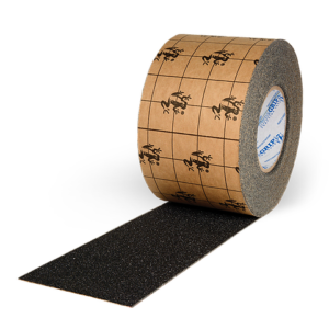 True Grip Black Non-Skid Tape, Per Roll