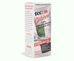 CortiCool® 1% Hydrocortisone Gel 1.5oz tube