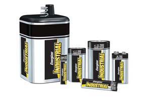 Energizer Industrial Batteries - 6 V Alkaline batteries