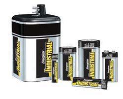 Energizer Industrial Batteries - 9 V Alkaline batteries