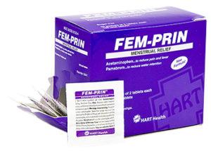Fem Relief 100/bx