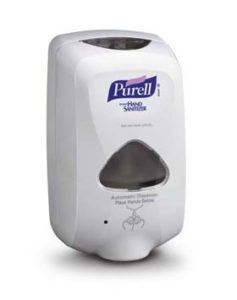 PURELL TFX Touch Free Dispenser and Foam Refill - TFX Touch Free dispenser