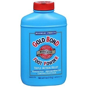 Gold Bond Foot Powder 4 Ounc