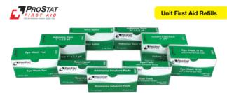 ProStat 2183 Eye Pads w/Tape, 4 per box