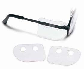 Slip-On Sideshields and Flex Sideshields - Slip-on sideshields