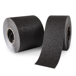 Black Heavy Duty Gator Grip Anti-Slip Tape (36-Grit), Per Roll