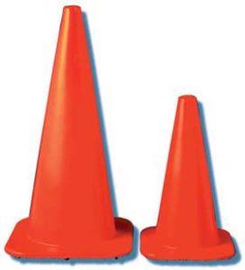JACKSON SAFETY* W Series Cones - W Series cone w/ 4