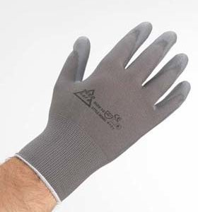 Nylon PU-Coated Gloves