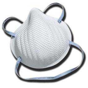 Moldex 2200 N95 Standard Shape Disposable Respirator Masks