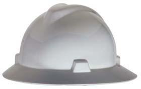 V-Gard Full-Brim Hard Hats - V-Gard full-brim hat