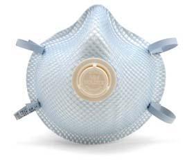 Moldex 2400N95  Dura Mesh Plus Nuisance Respirator Mask