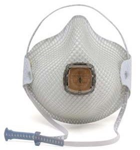 Moldex 2800N95 Particulate respirator w/ HandyStrap