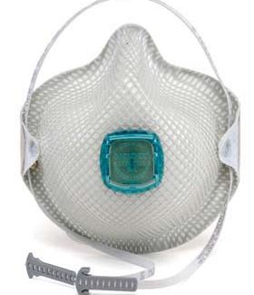 2730N100 Particulate Respirators with HandyStrap