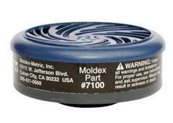 Moldex 7100 Organic Vapor Cartridges