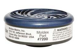 Moldex 7200 Acid Gas Cartridge